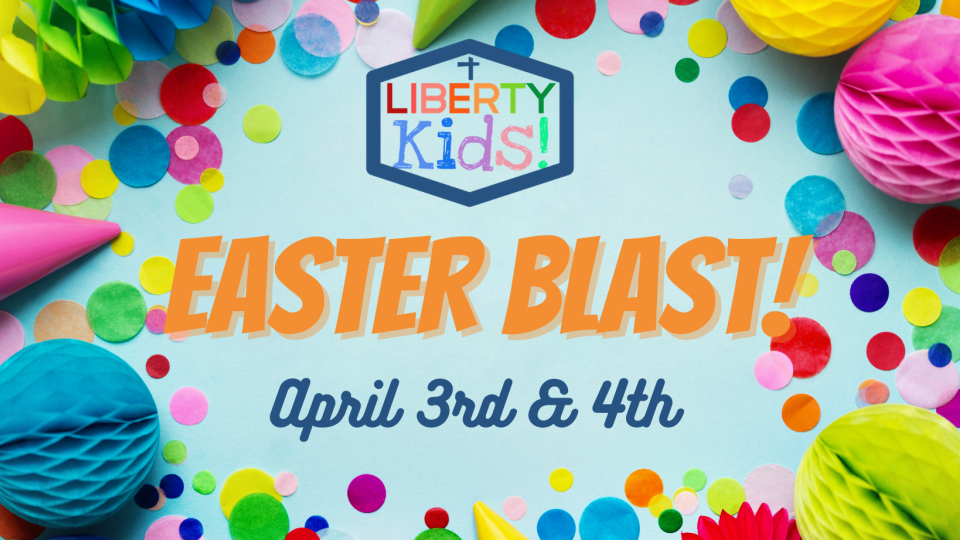 copy of copy of easter blast