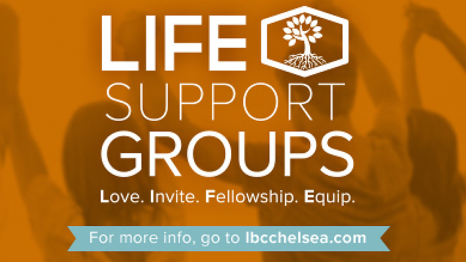 life groups support twitter shareable